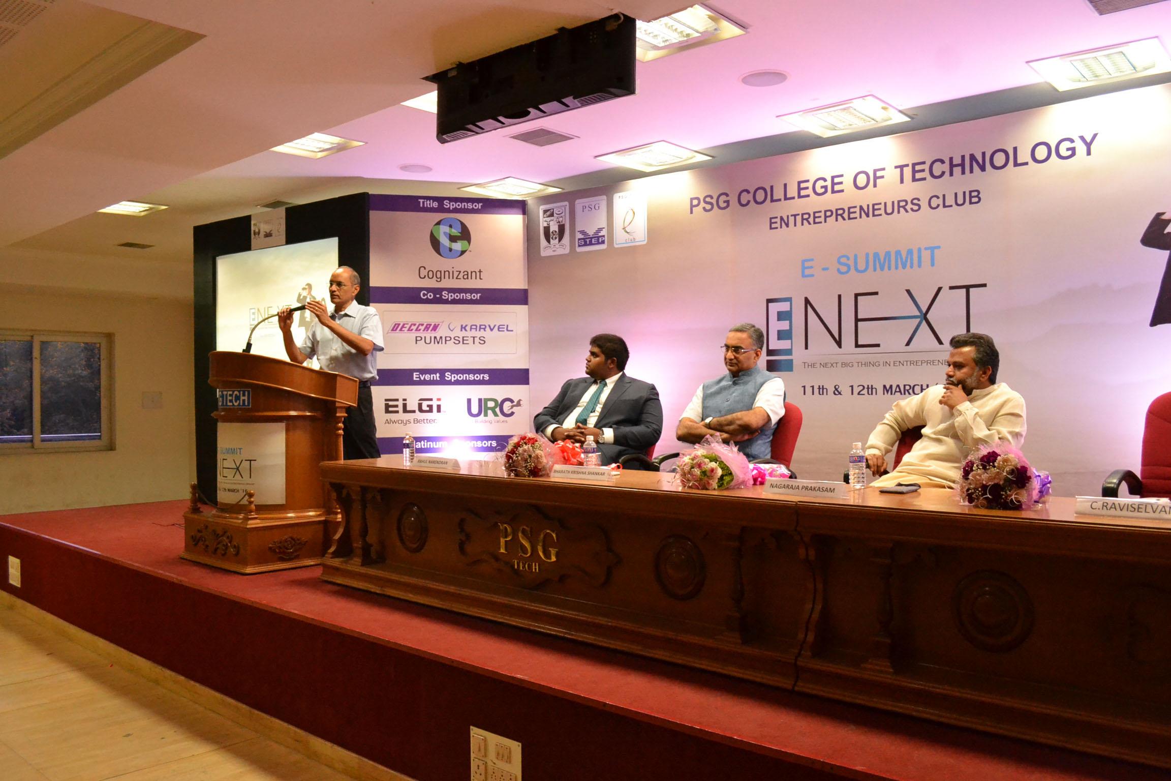 ENext 2015 - Panel