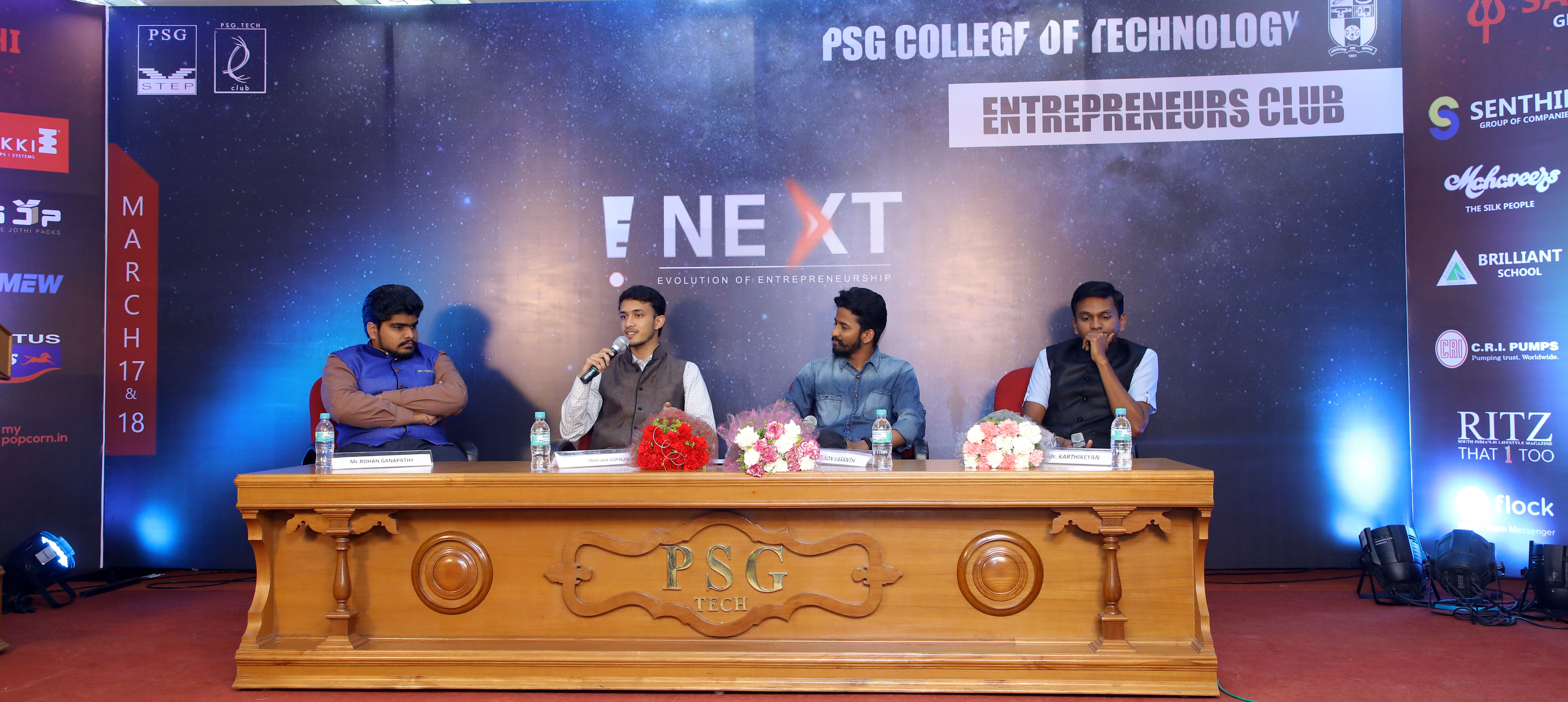 ENext 2016 - Panel