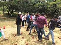 Team Building at Anaikatti
