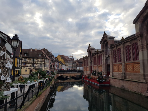 Christmas Markets and Why You Should Visit Colmar's