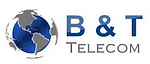 B&T Telecom Logo Bt telecom kansas city midwest business phones multifamily voip provider