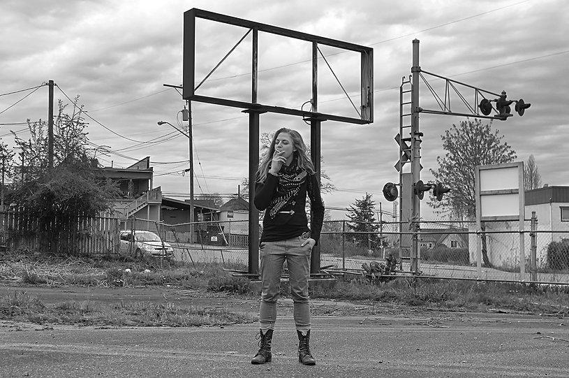 Blaise, The Hub City Project, Nanaimo BC