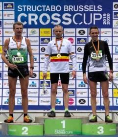 BK veldlopen masters: Stefan Rens werkt hiaat in trofeeënkast