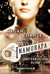 German edition Inamorata by Megan Chance