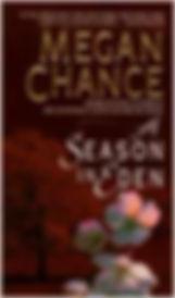 original cover A Season in Eden