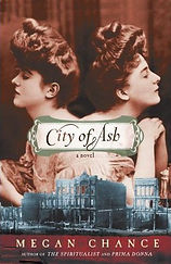 City of Ash by Megan Chance