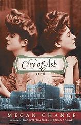 City of Ash by Megan Chanc