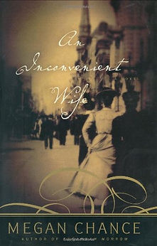 An Inconvenient Wife, by Megan Chance