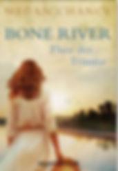 German edition Bone River by Megan Chance