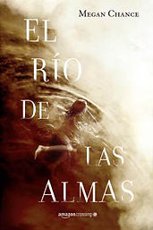 Spanish edition Bone River by Megan Chance