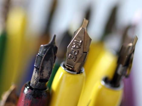 Calligraphy pen