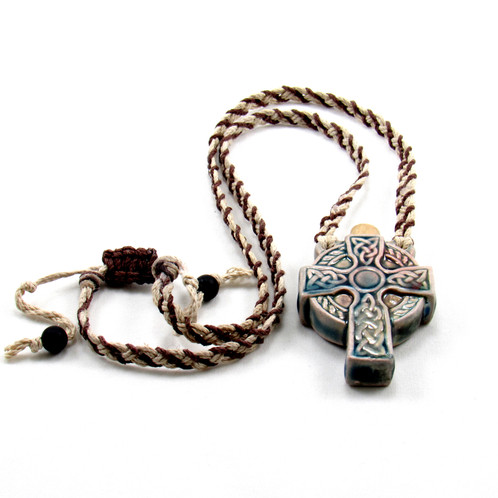Irj men the naturals celtic cross necklace imanirae jewelry imanirae jewelryirj menthe naturalsceltic crossneckwarenecklace for mozeypictures Gallery