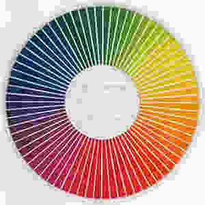 cercle chromatique, profil colorimétrique conseil en image