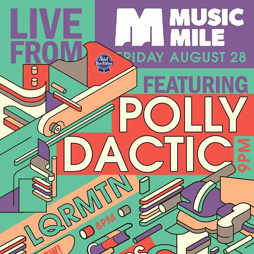 It's Friday Night: Sunglaciers, LQRMTN and Polly Dactic