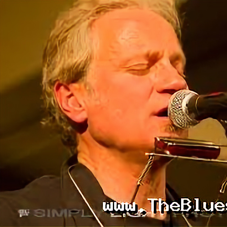 Tim Leacock at The Blues Can