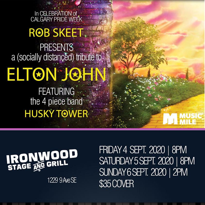 Elton John Tribute at the Ironwood (2)