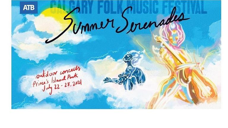 Calgary Folk Music Festival's Summer Serenades