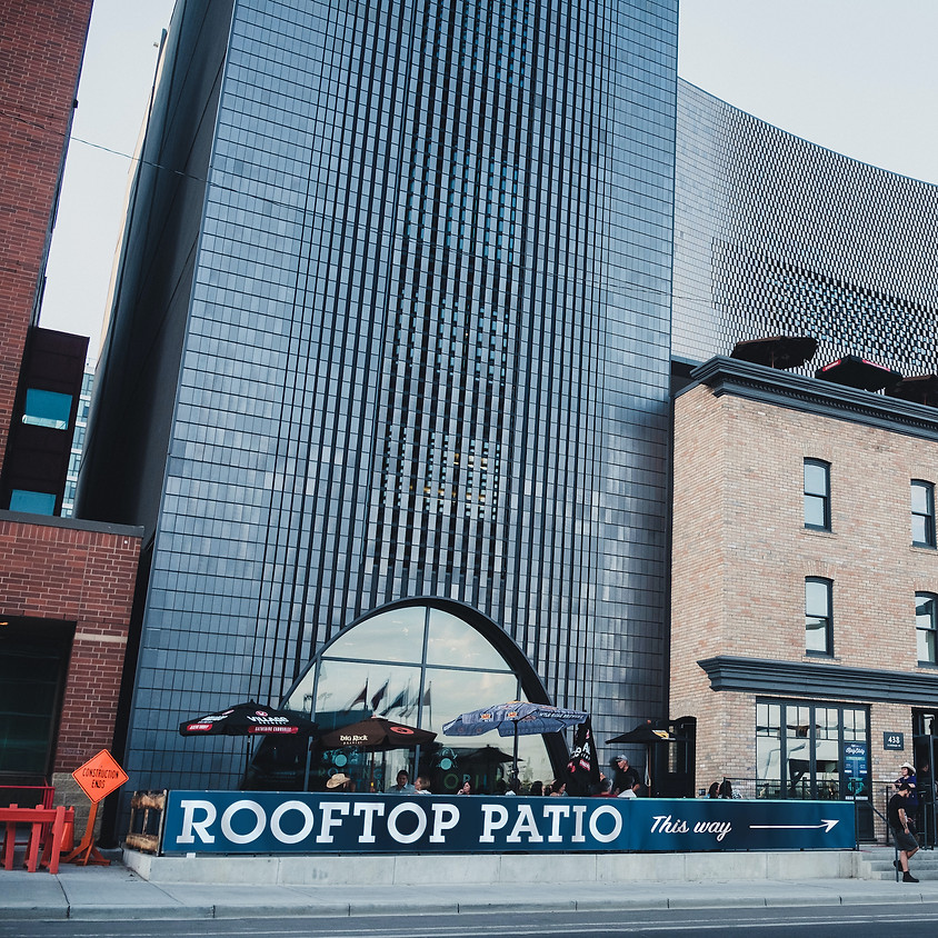 King Eddy's Rooftop Patio