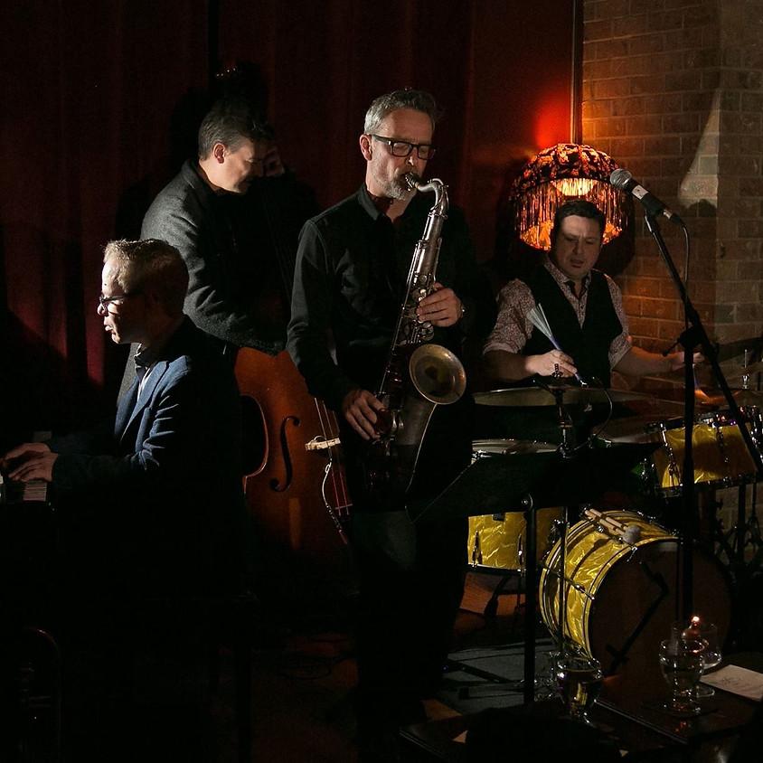 Redline Trio with Allison Lynch