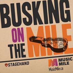 Busking on the Mile