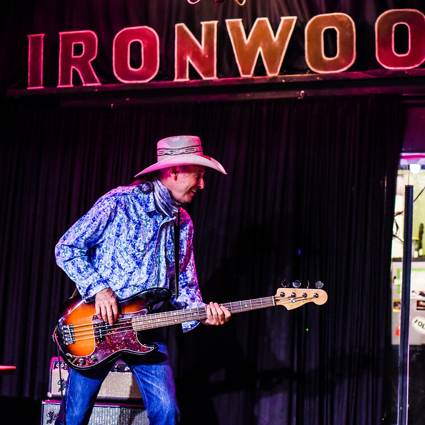 The Pauls at The Ironwood (Afternoon)