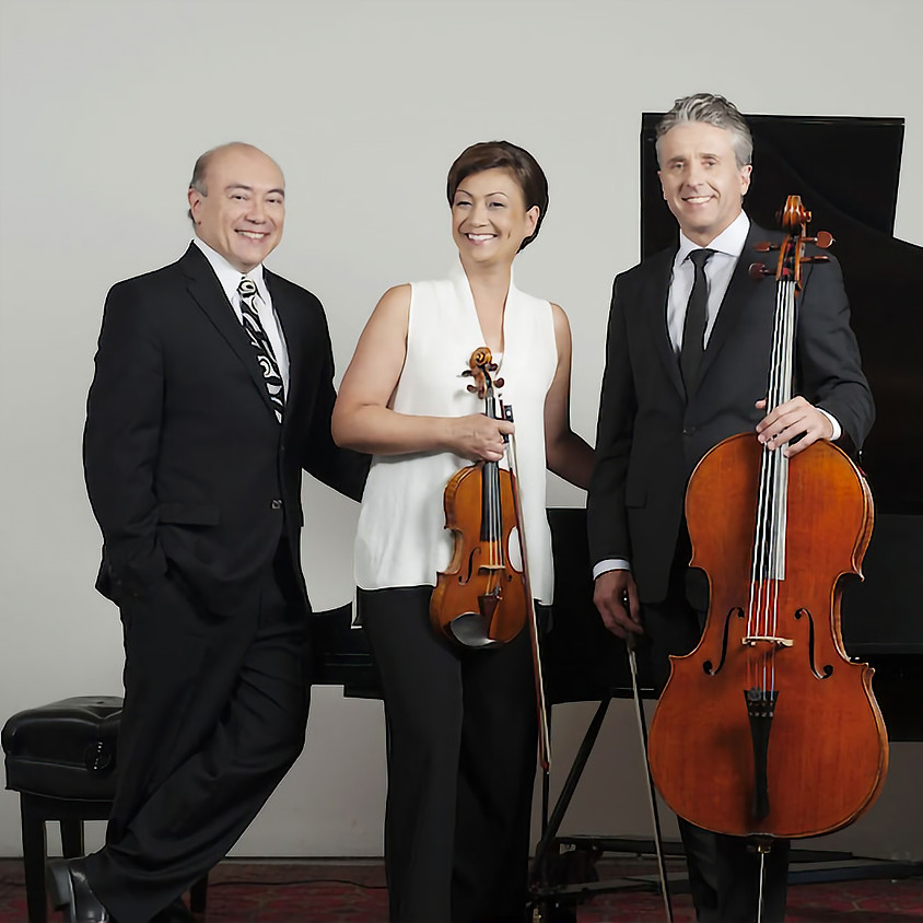 NMC & Banff Centre present: Gryphon Trio