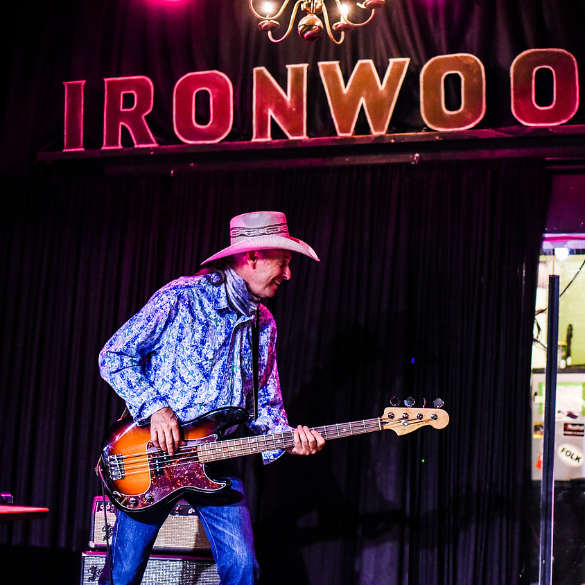 Ben Sures at the Ironwood Stage & Grill