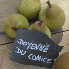 Poire Doyenné du Comice