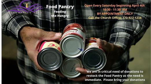 Food Pantry Every Saturday  copy.jpg