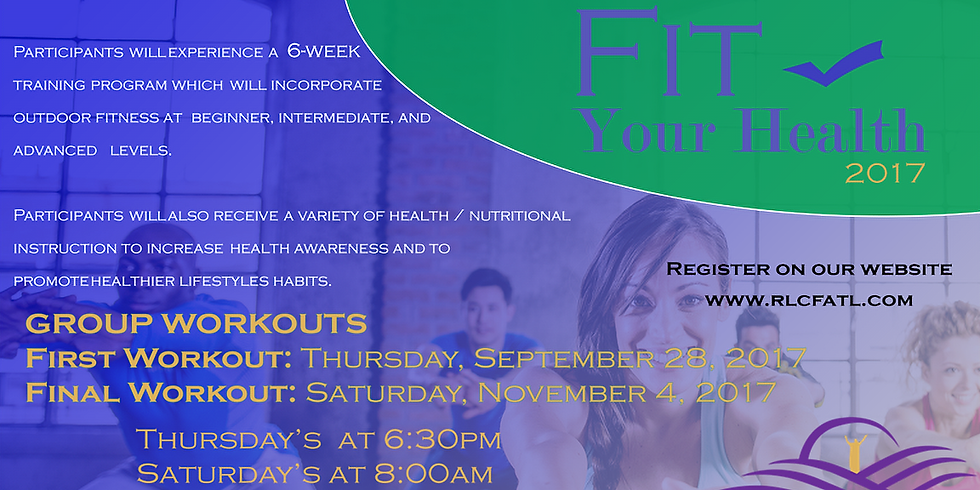 """""""FIT"""" YOUR HEALTH"""