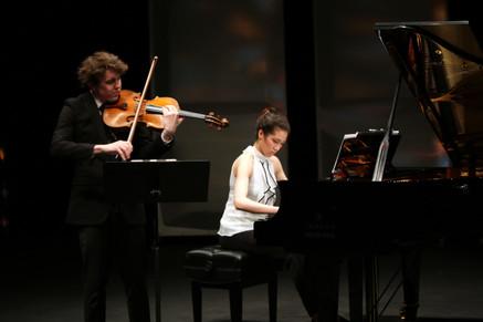 The Ezra Duo @ Scotia Festival of Music