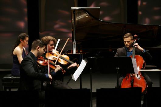 Velox Quartett @ Scotia Festival of Music