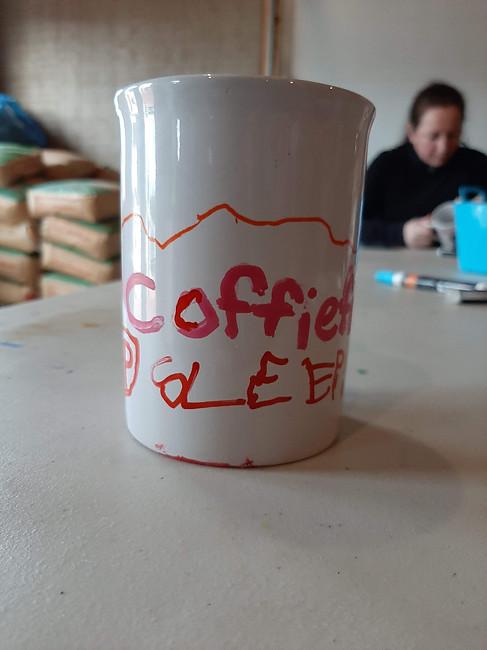Mug Painting