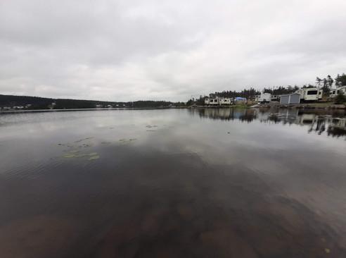 Cloudy at Herring Cove P