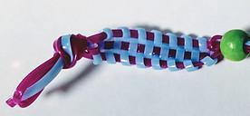 Double Zipper Bracelet