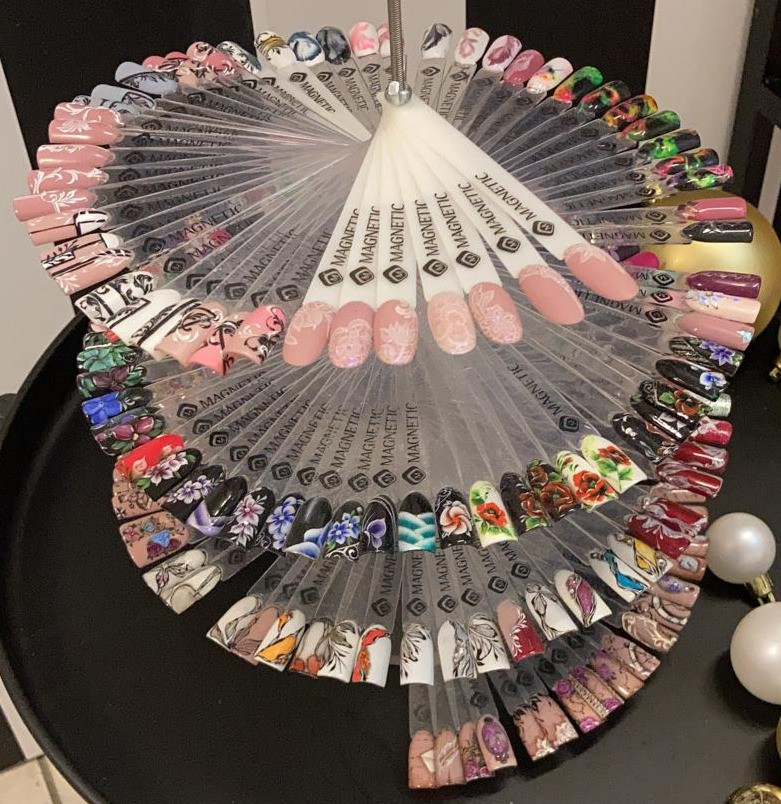 Carousel-Nail-art-Magnetic-Beaute-dongle