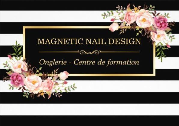 Magnetic nail design centre de formation