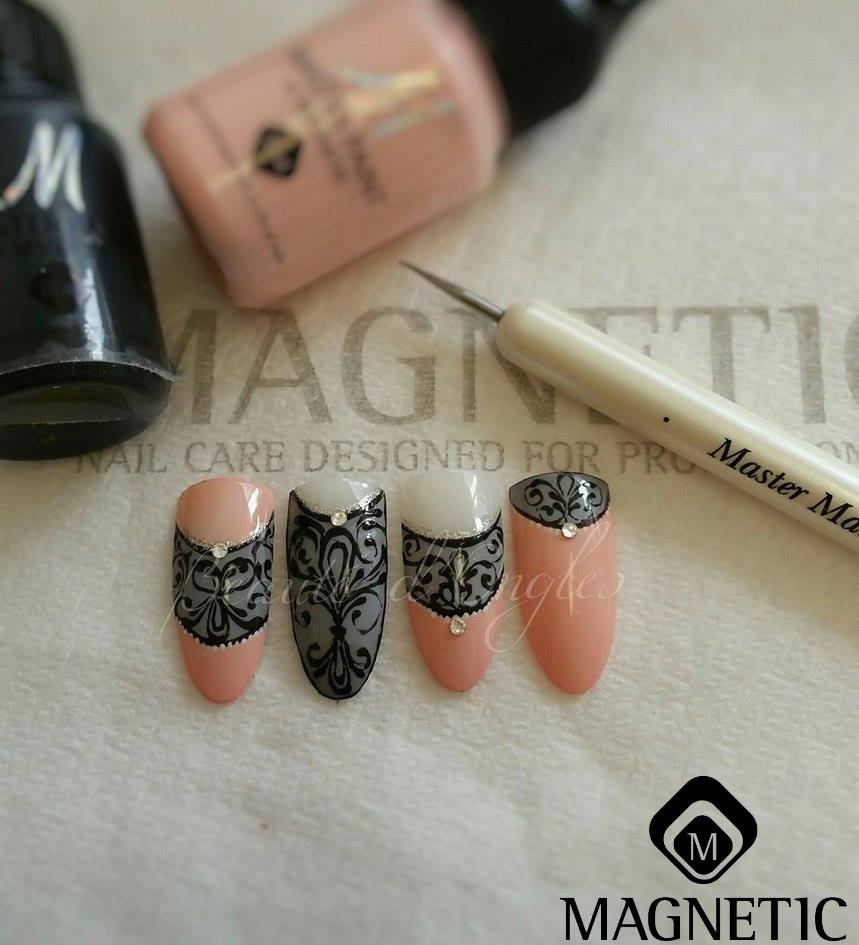 Formation Nail art Arabesque