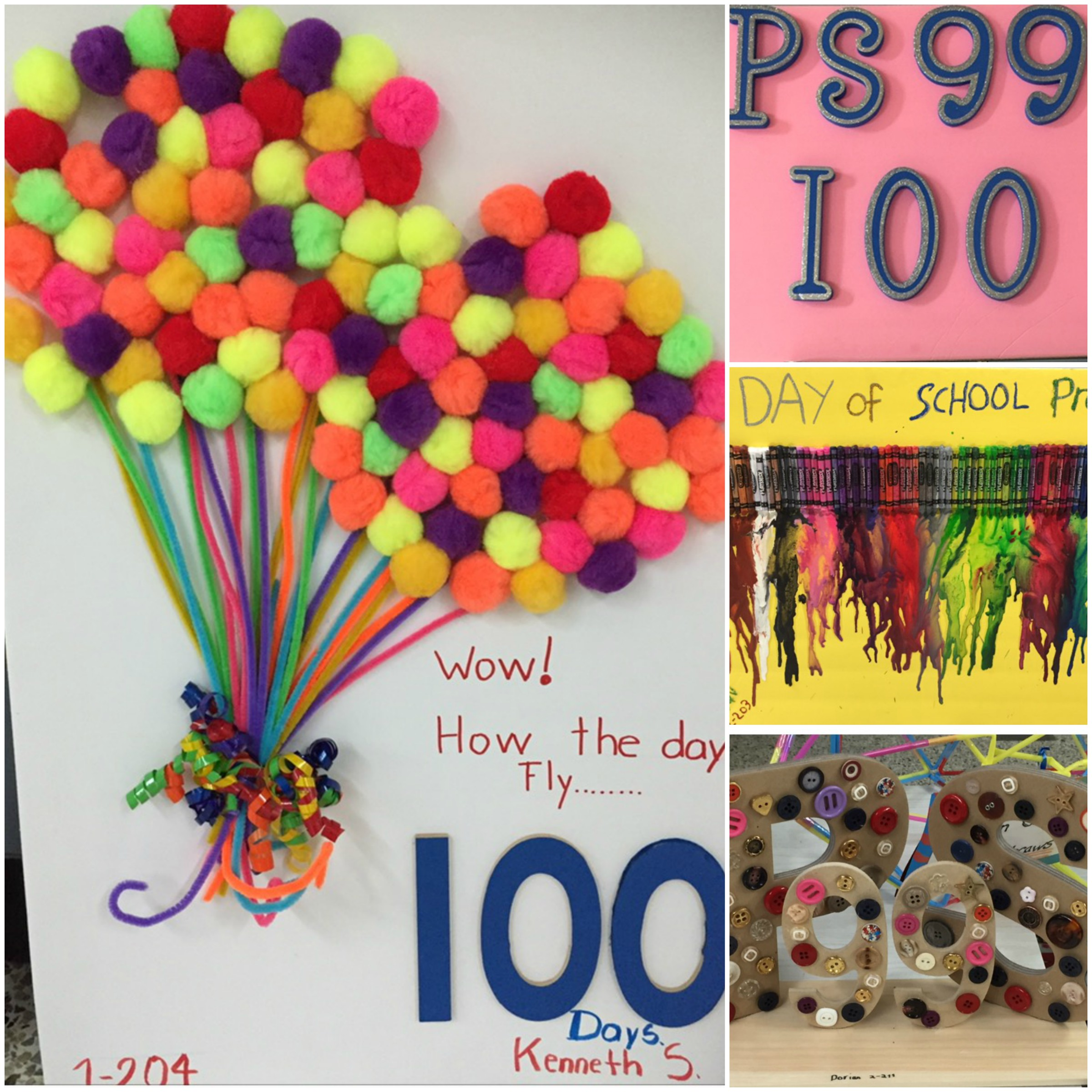 100 Days in P.S.99
