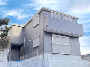 [川崎市]完全同居・共有型の明るい二世帯住宅
