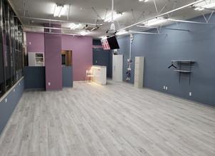 [横浜]明るい鍼灸院へ 内装工事