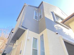 [横浜市]アパート建築 敷地を有効活用した4室を