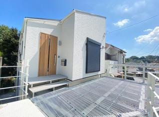 [横浜市]自社物件 東横線「大倉山」駅徒歩8分の好立地に新築戸建て