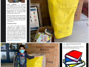 Great Job Savir on your first Book Drive. Happy to see kids taking step forward.