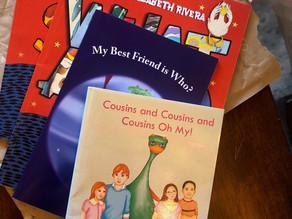 Thank you author Elizabeth Rivera