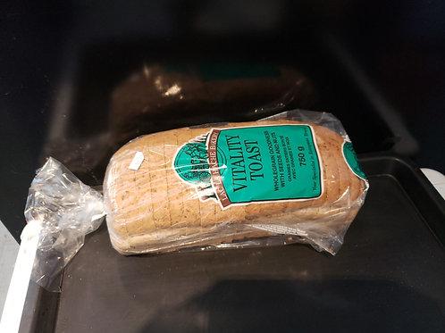 LAC LA HACHE - VITALITY TOAST BREAD - 750G LOAF