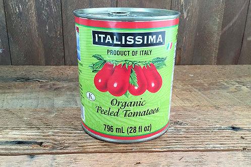 ITALISSIMA - ORGANIC PEELED TOMATO