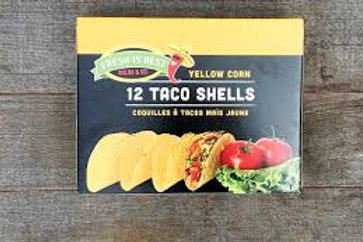 FRESH IS BEST - YELLOW TACO SHELLS