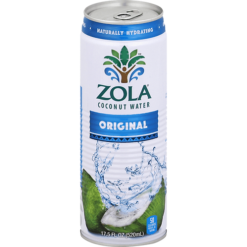 ZOLA - COCONUT WATER