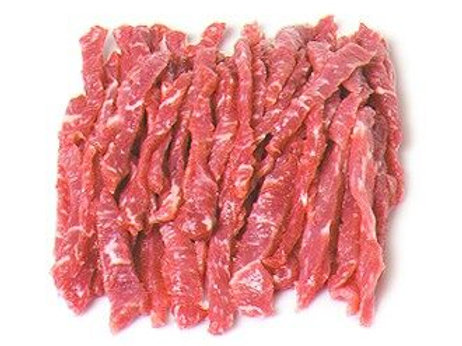 BEEF PRIME RIB / STRIPLOIN STIR FRY STRIPS